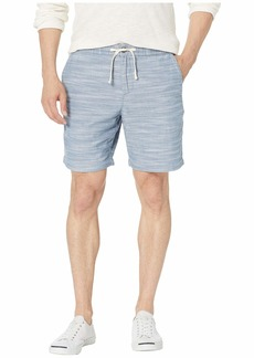Original Penguin Cotton Elastic Waist Shorts