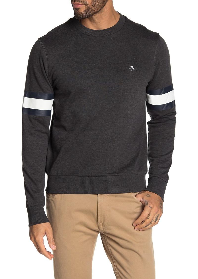 Original Penguin Crew Neck Sweatshirt