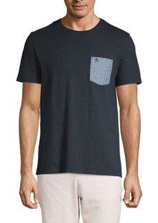 Original Penguin Crewneck Cotton Pocket Tee