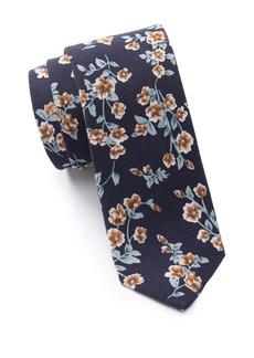 Original Penguin Deline Floral Tie