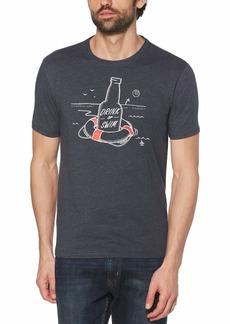 Original Penguin Drink Swim Short Sleeve Tee Shirt