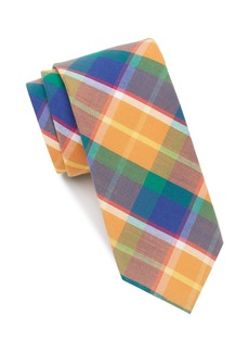 Original Penguin Eliza Plaid Tie