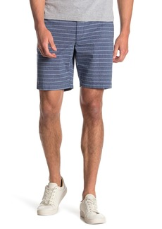 Original Penguin End On End Horizontal Stripe Print Shorts