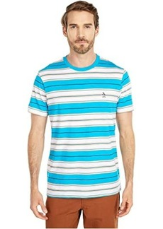 Original Penguin Engineered Stripe Tee