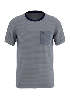Original Penguin Feeder Stripe Pocket Short Sleeve T-Shirt