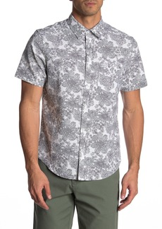 Original Penguin Floral Heritage Slim Fit Shirt