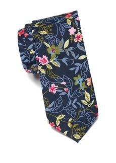 Original Penguin Giles Floral Tie