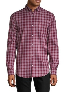 Original Penguin Gingham-Print Shirt