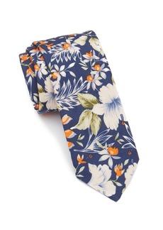 Original Penguin Haddon Floral Tie
