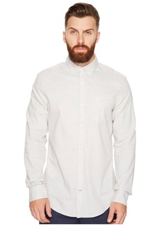 Original Penguin Heathered Twill Woven Shirt