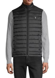 Original Penguin High Neck Puffer Vest