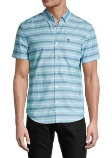 Original Penguin Horizontal Striped Shirt