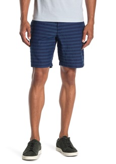 Original Penguin Horizontal Striped Shorts