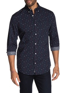 Original Penguin House Print Slim Fit Shirt