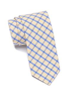 Original Penguin Hubbard Grid Skinny Tie
