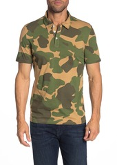 Original Penguin Jersey Camo Polo