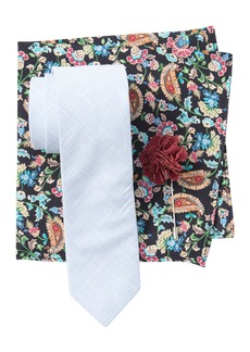 Original Penguin Lagos Check Tie 3-Piece Set