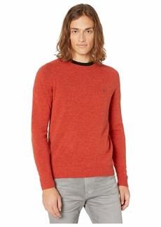 Original Penguin Lambswool Crew Neck Long Sleeve Sweater