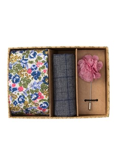 Original Penguin Levie Floral Tie 3-Piece Set