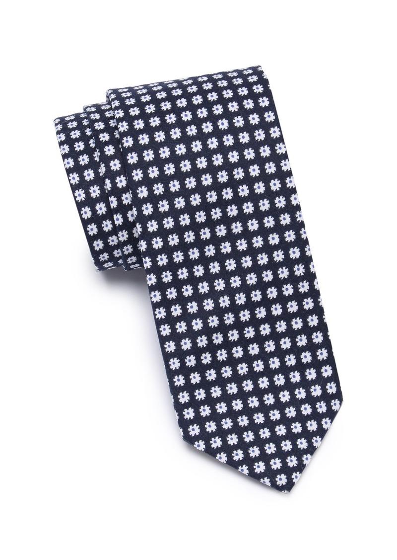 Original Penguin Lomet Floral Skinny Tie