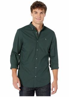 Original Penguin Long Sleeve Core Poplin Shirt - Stretch