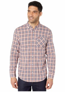 Original Penguin Long Sleeve Dobby Check Shirt