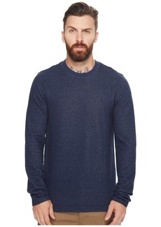 Original Penguin Long Sleeve Jaspe Terry Crew