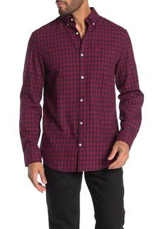 Original Penguin Long Sleeve Jasper Check Shirt