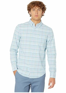 Original Penguin Long Sleeve Roadmap Check Shirt