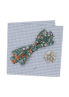 Original Penguin Madden Botanical Bow Tie 3-Piece Set