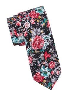Original Penguin Maxley Floral Tie