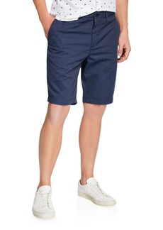 "Original Penguin Men's 10"" Triangle Dobby Shorts"