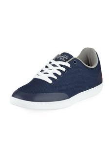 Original Penguin Men's Braylon Knit Lace-Up Sneakers  Blue