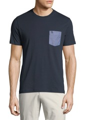 Original Penguin Men's Chambray-Pocket T-Shirt