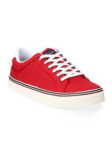 Original Penguin Men's Colt Low-Top Canvas Sneakers  Red