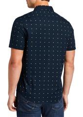 Original Penguin Men's Daisy Short-Sleeve Sport Shirt