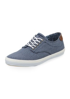 Original Penguin Men's Douglas Denim Flat Sneakers