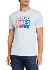 Original Penguin Men's Good Vibes Short-Sleeve T-Shirt