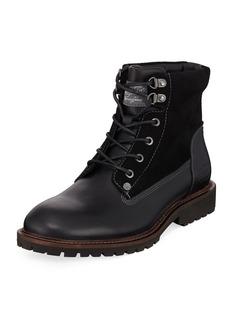Original Penguin Men's Jesse High-Top Laced Boots
