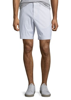 Original Penguin Men's Micro-Stripe Stretch-Cotton Shorts