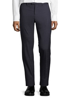 Original Penguin Men's Nep Crosshatch Slim-Fit Dress Pants