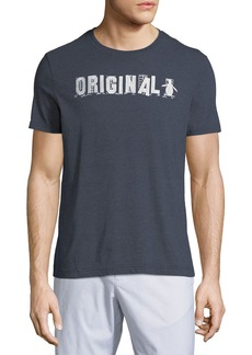 Original Penguin Men's Original Logo Graphic T-Shirt