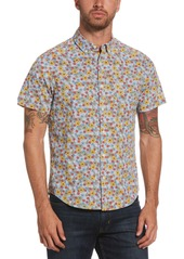 Original Penguin Floral Short Sleeve Button-Down Shirt
