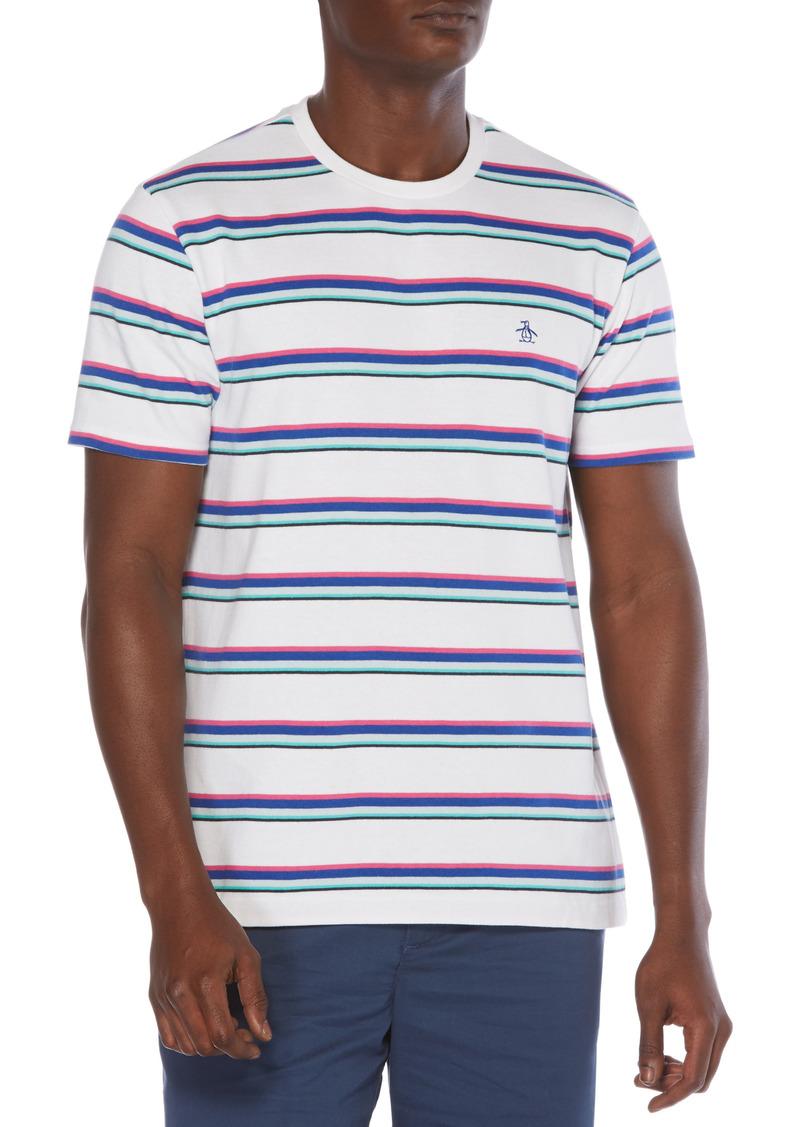 Men's Original Penguin Horizon Stripe T-Shirt