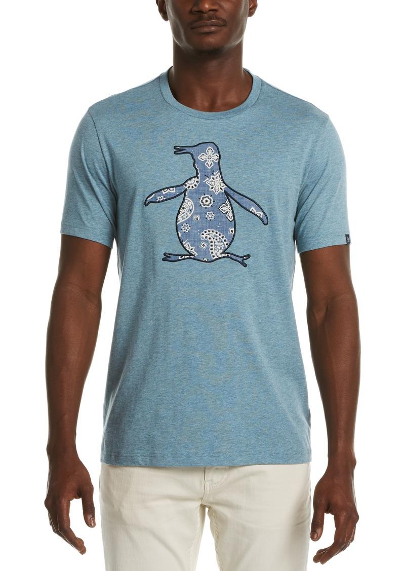 Men's Original Penguin Paisley Pete Graphic Tee