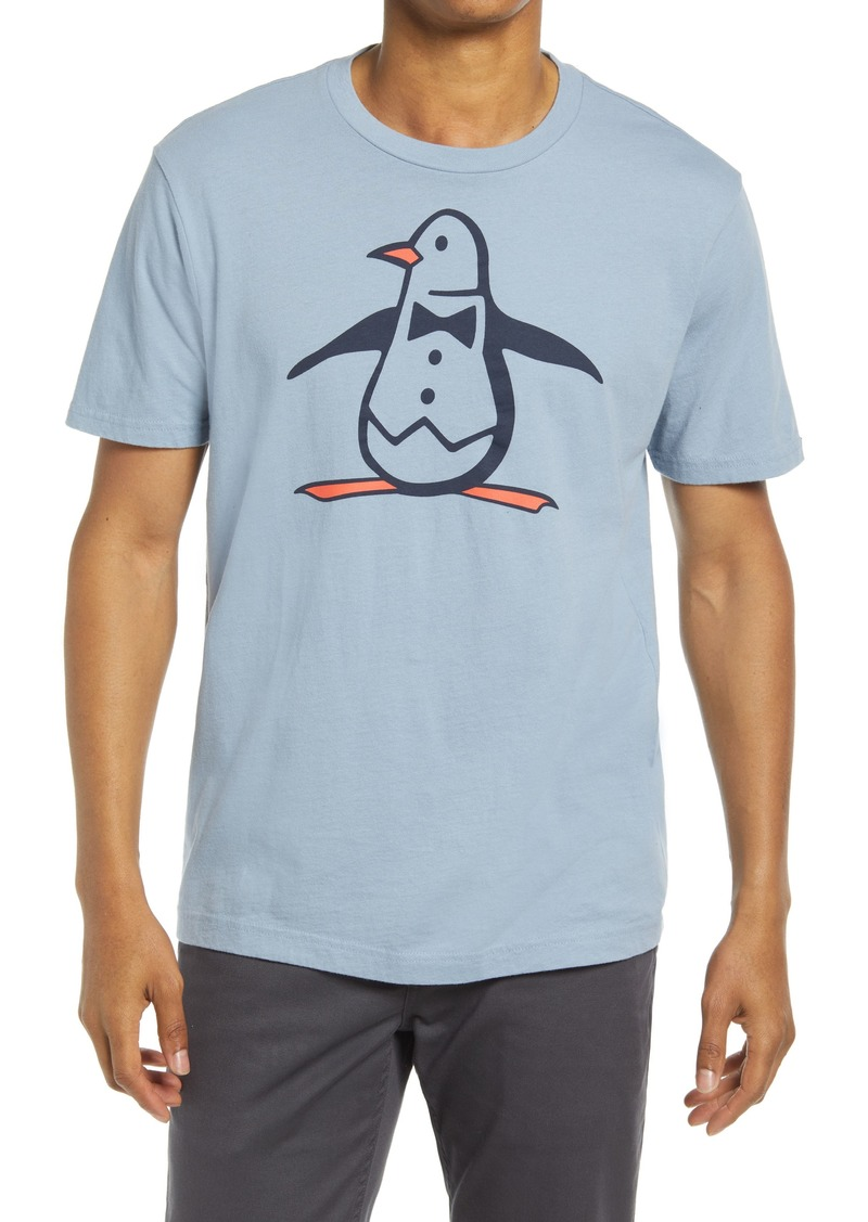 Original Penguin Pete Logo Graphic Tee