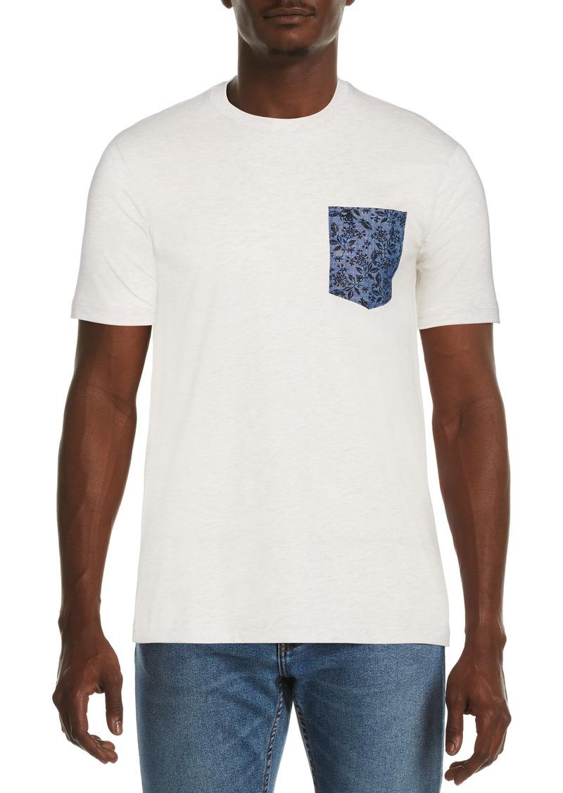 Men's Original Penguin Print Pocket T-Shirt