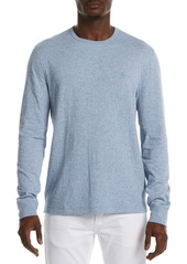 Men's Original Penguin Reversible Long Sleeve Double-Knit T-Shirt