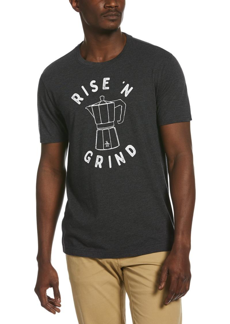 Men's Original Penguin Rise N Grind Graphic Tee