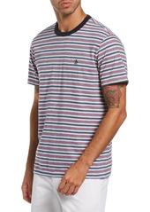 Men's Original Penguin Stripe Ringer T-Shirt